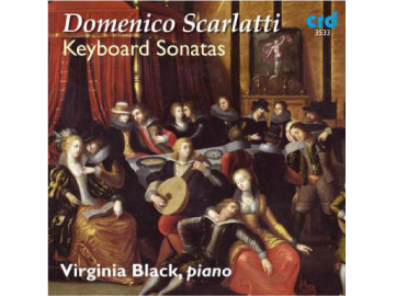 Domenico Scarlatti – Keyboard Sonatas